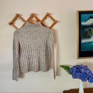 Madewell Donegal Evercrest Turtleneck Sweater